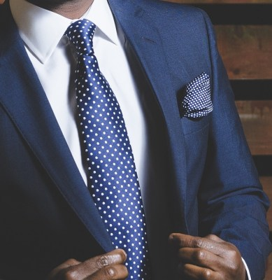 Dress Like You Own the Bank, Not Like You Need It