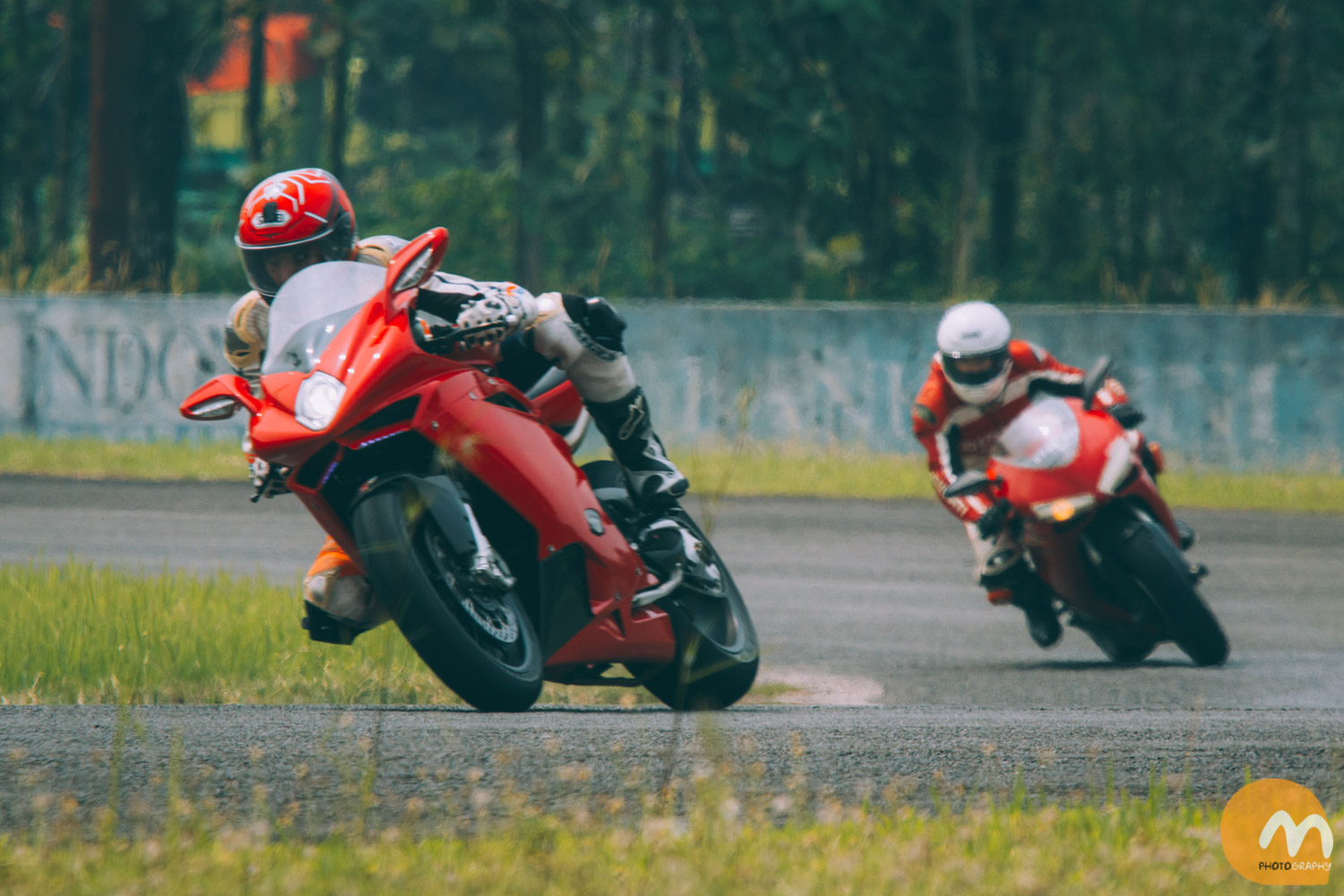 Trackday MV Agusta Owner Club Indonesia