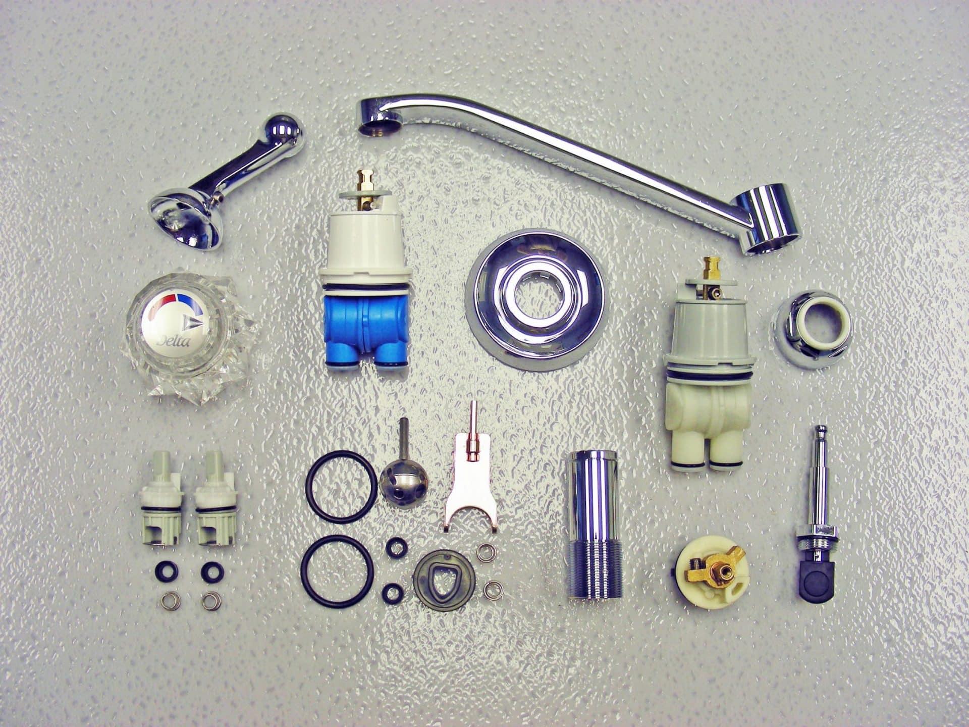 delta faucet repair parts marlin