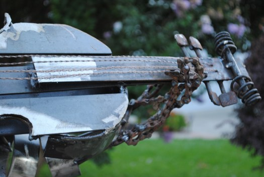 welded fiddle