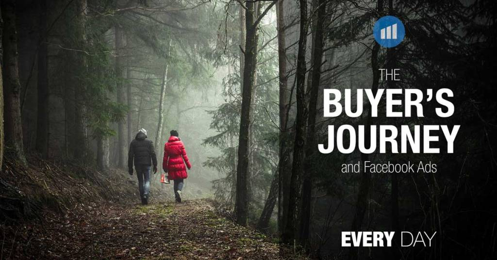 The Buyer's Journey and Facebook ads