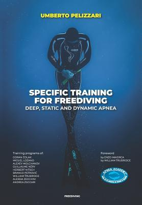 Specific Training for Freediving Umberto Pelizzari Book Cover