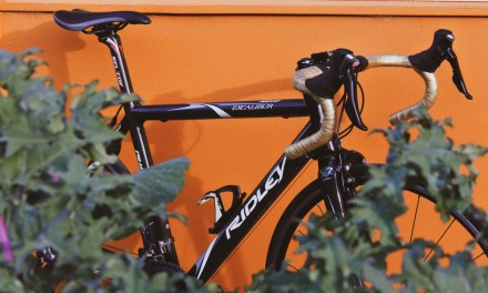 Project Bike: Ridley Excalibur Carbon Road Bicycle