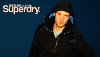The New Superdry Windcheater Jacket called the WindSport