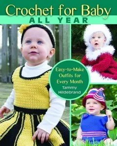 crochet for baby cover