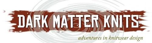 Dark Matter Knits logo