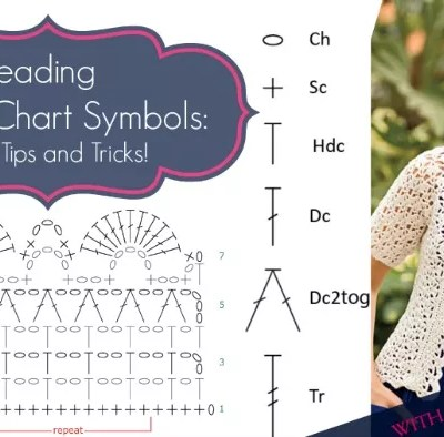 Reading Crochet Chart Symbols: Basics, Tips and Tricks