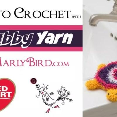 New Scrubby Yarn