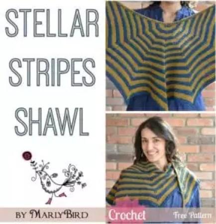 StellarStripes_Crochet_Free Pattern by Marly Bird