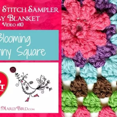 Blooming Granny Square