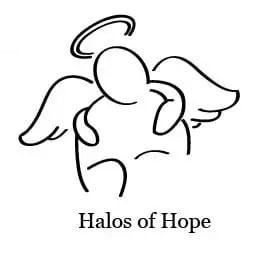 Pam Haschke of Halos of Hope