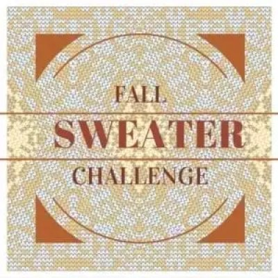 Fall sweater challenge