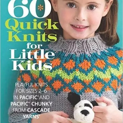 Shannon Dunbabin shares 60 Quick Knits for Little Kids