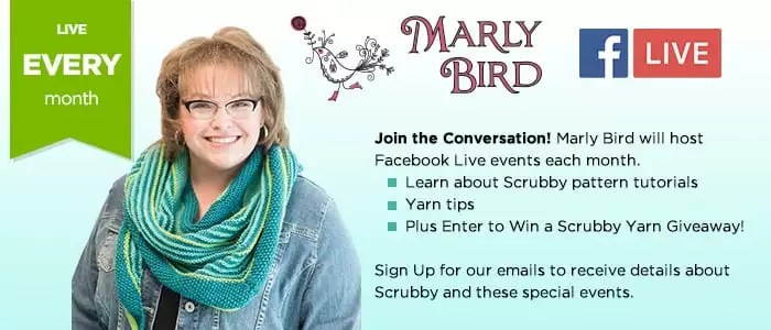 Facebook Live with Marly Bird