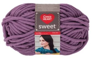 Red Heart Sweet Yarn