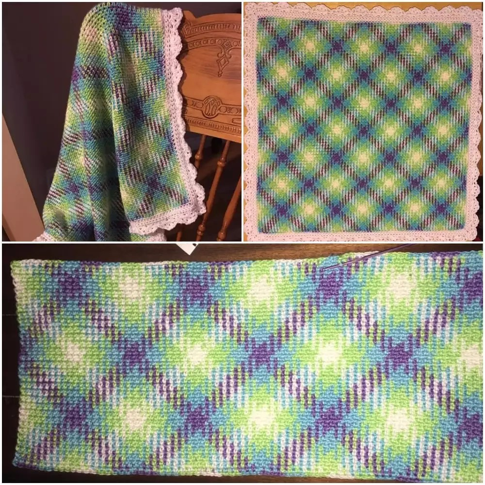 Planned Pooling Color Placement and Dominate Color Selection with Guest Blogger Brenda-Leigh