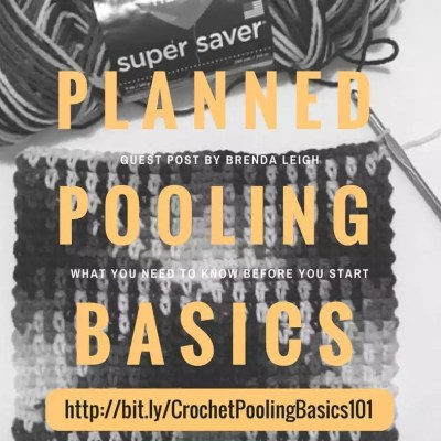 The Basics of Planned Pooling Crochet