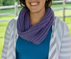 Bird Seed Cowl by Marly Bird