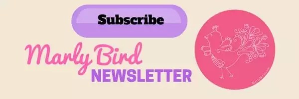 Subscribe to the Marly Bird Newsletter