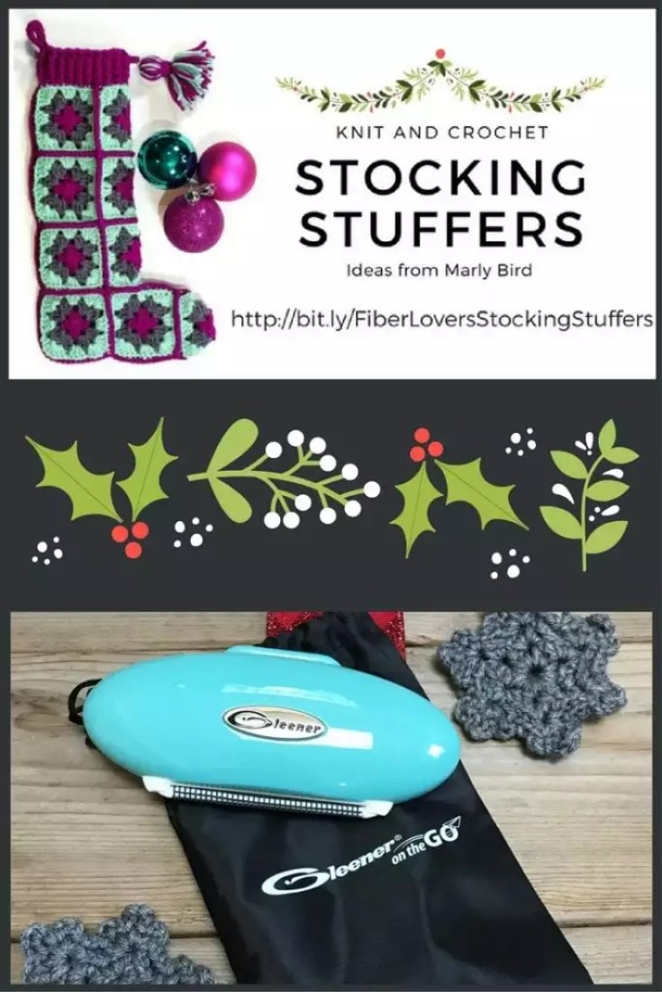 Knit and Crochet Gift Ideas with Gleener