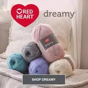 Shop Yarnspirations for Red Heart Dreamy Yarn