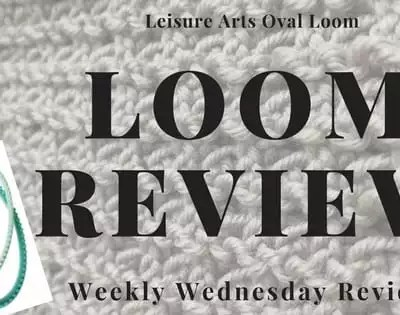 Want to try loom knitting? We review the Leisure Arts Oval Loom.
