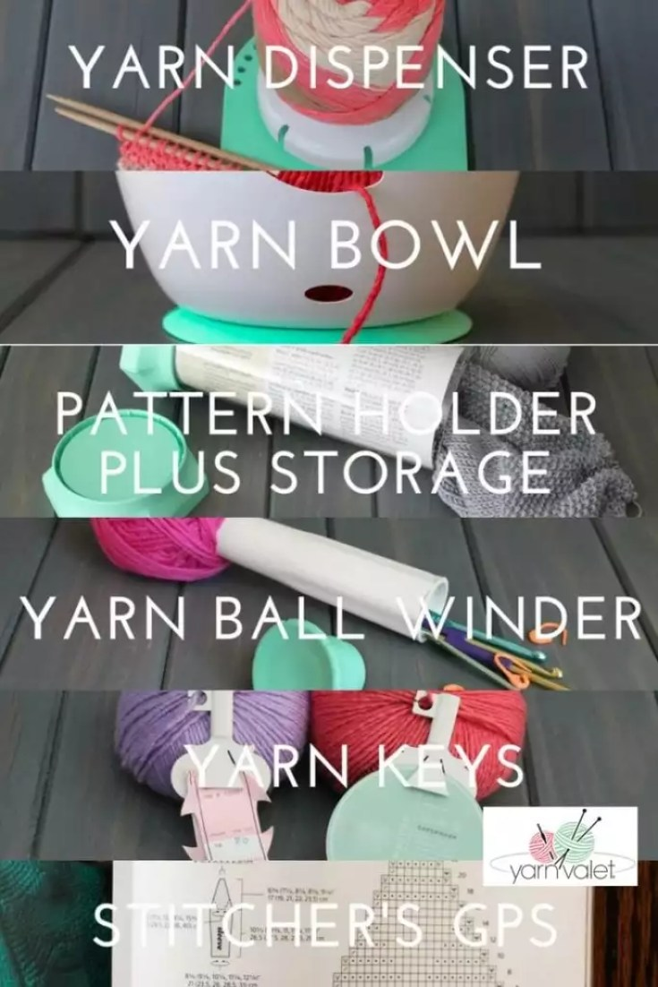 Shop Yarn Valet on Amazon