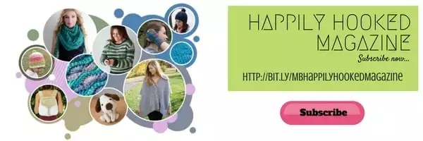 Subscribe to Happily Hooked Magazine