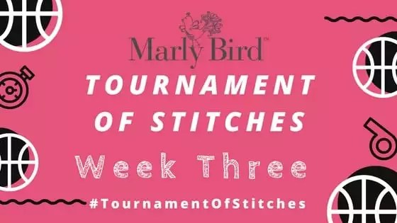 Week 3 Crochet Tournament of Stitches Mystery Make-Along 2019