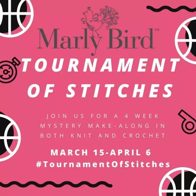 Tournament of Stitches Mystery Make-Along with Marly Bird