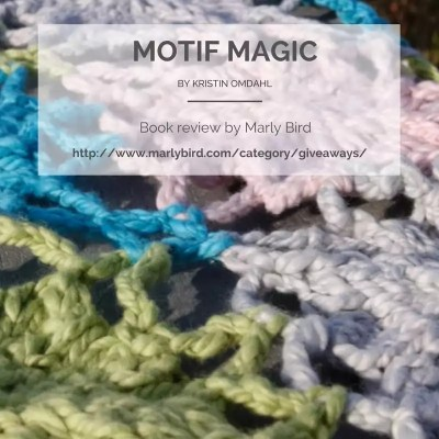 Motif Magic Book Review and Giveaway
