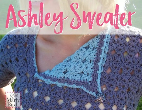 Ashley Sweater by Marly Bird