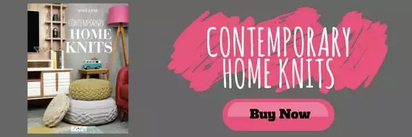 Purchase your copy of contemporary home knits