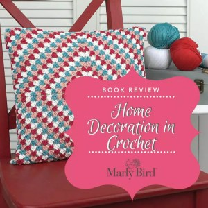 Crochet Decorations for your Home with this NEW book