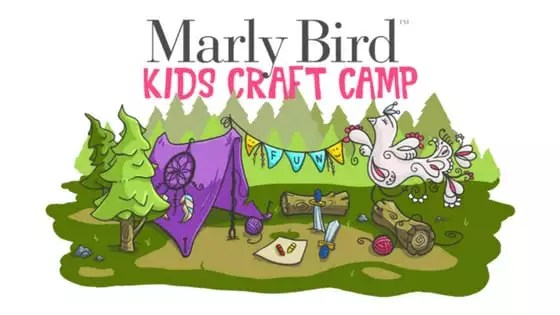 Marly Bird's Kids Craft Camp