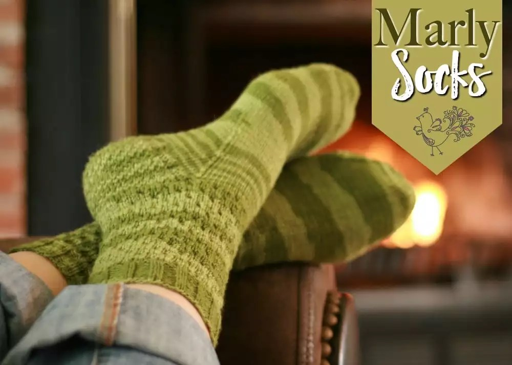 Marly Socks Pattern