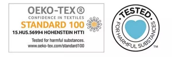 Oeko-Tex Certified Red Heart Yarns