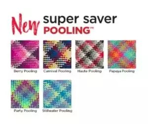 Red Heart Super Saver Planned Pooling Yarn