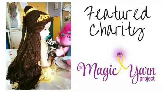 Featured Charity-The Magic Yarn Project