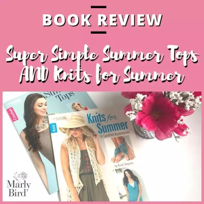 Summer Isn't Over Yet, Summer Knit and Crochet Books