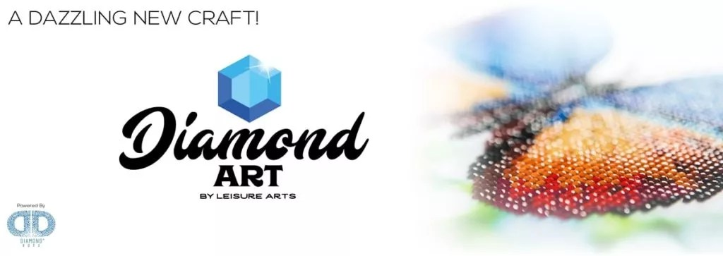 Diamond Art from Leisure Arts