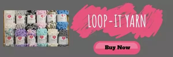 Red Heart Loop It Yarn