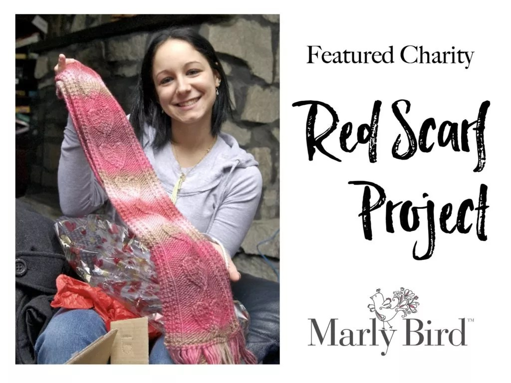 Featured Charity: Red Scarf Project - Marly Bird™
