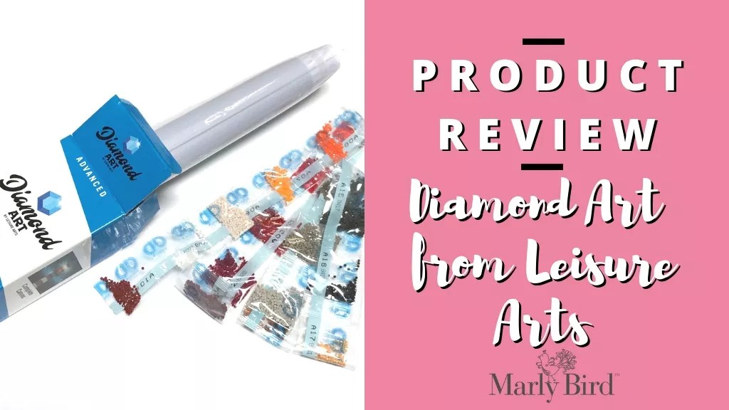 Diamond Art Review-Mother's Day Gift Ideas