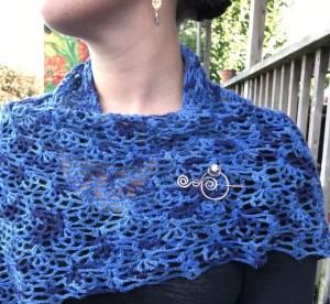 Ingo Designs Shawl Pin