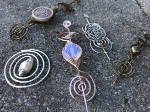 Crafty Flutterby Creations Shawl Pins