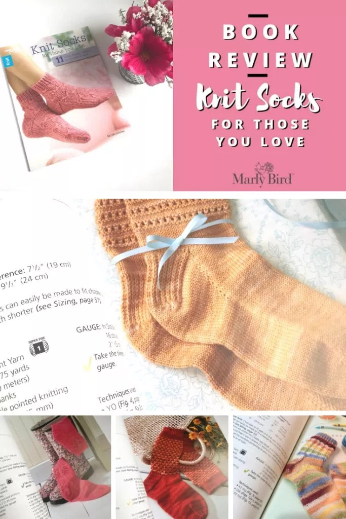 Book Review of Knit Socks for those you love by Edie Eckman
