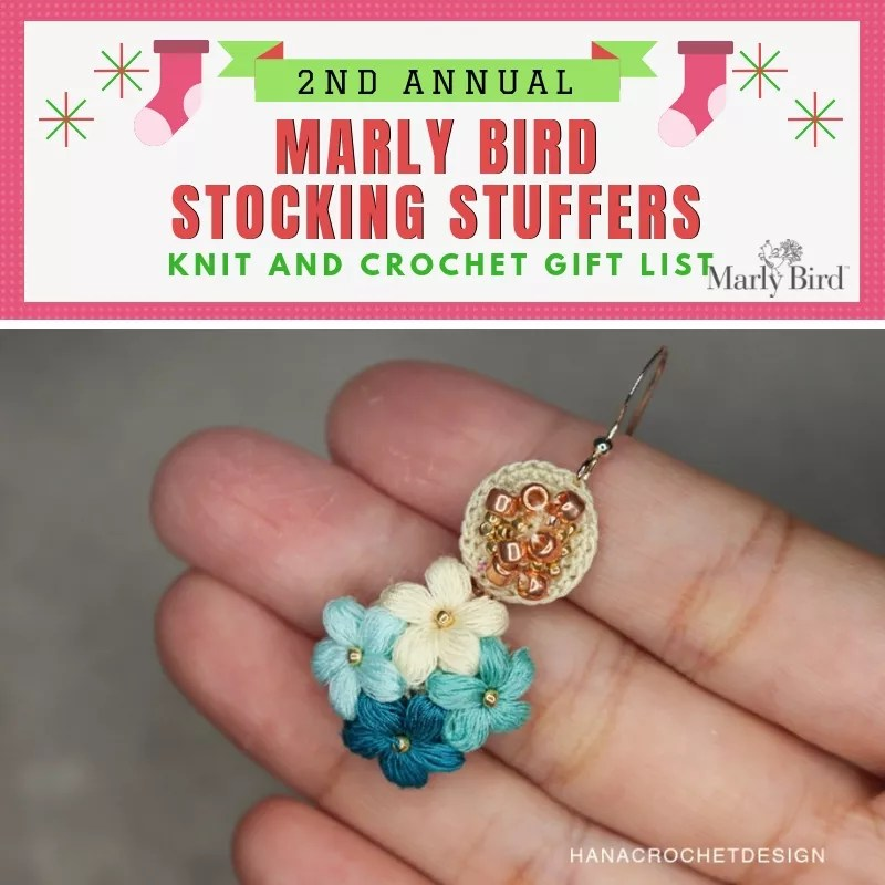 Knit and Crochet Stocking Stuffer Ideas-Hana Crochet Designs