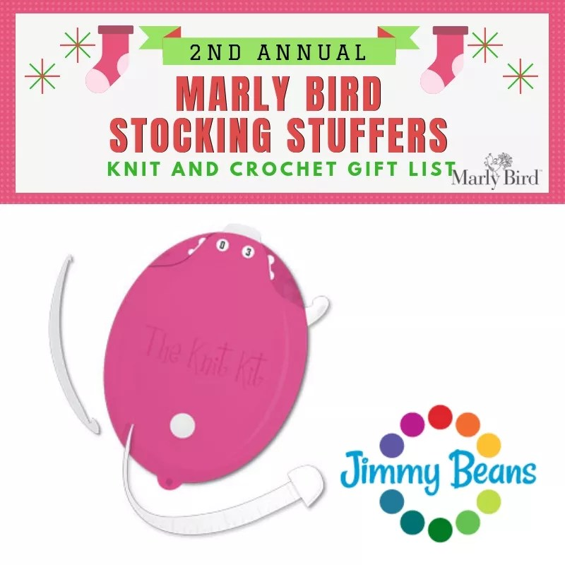 Knit and Crochet Stocking Stuffers-Jimmy Beans Wool