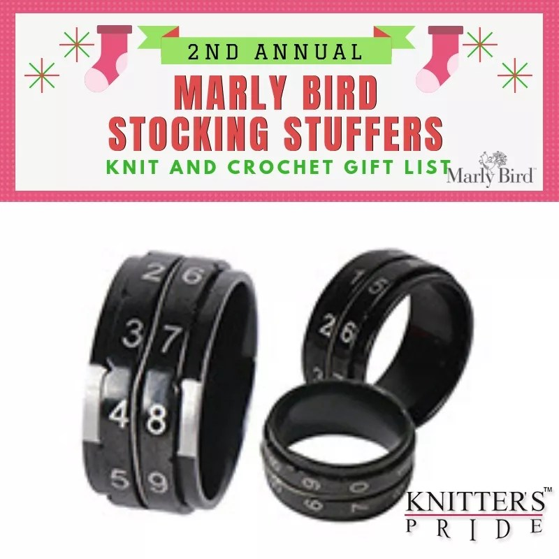 Knit and Crochet Stocking Stuffers-Knitters Pride
